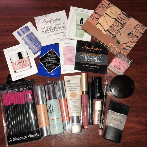 Smashbox Makeup Newlightly Used Bundle Poshmark